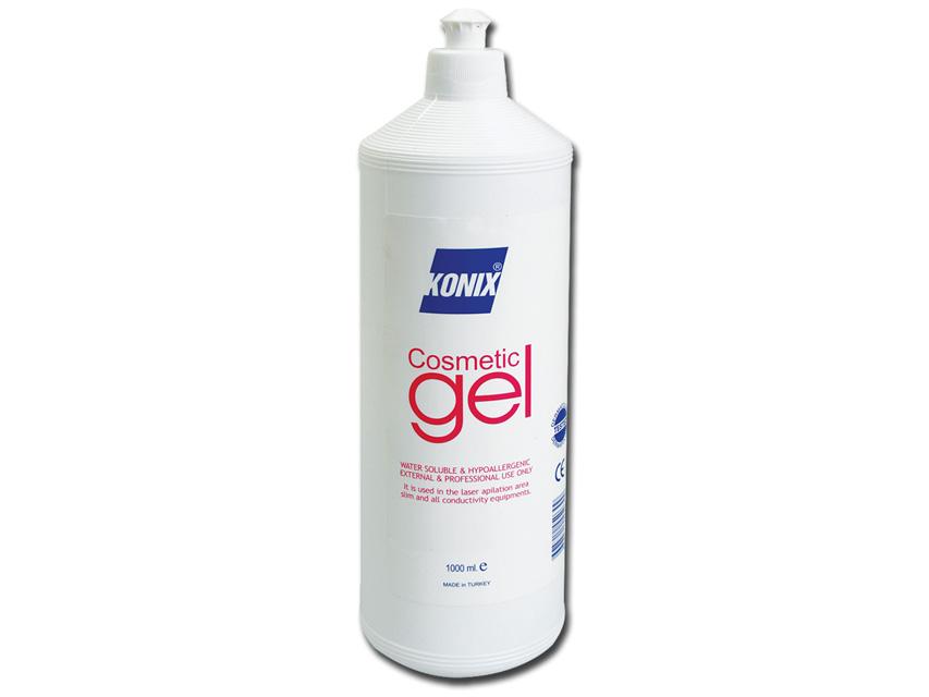 GEL COSMETICO KONIX - bottiglia da 1 L