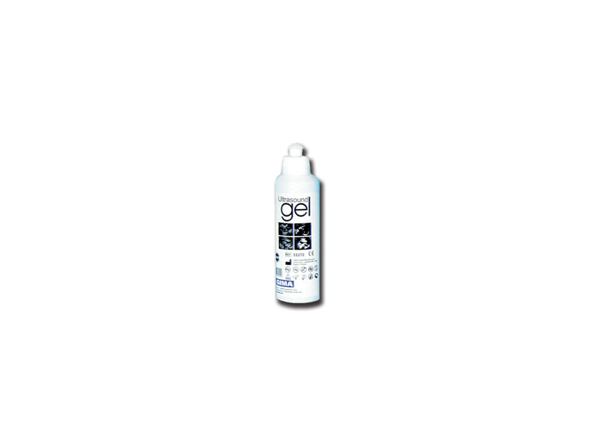 GEL ULTRASUONI - flacone 250 ml - blu