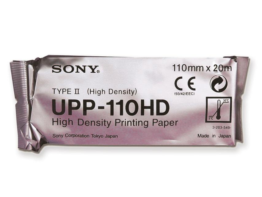 CARTA SONY - UPP 110 HB - confezione da 10 rotoli