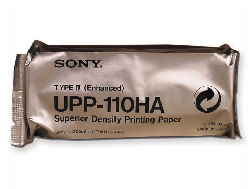 CARTA SONY - UPP 110HA - confezione da 10 rotoli
