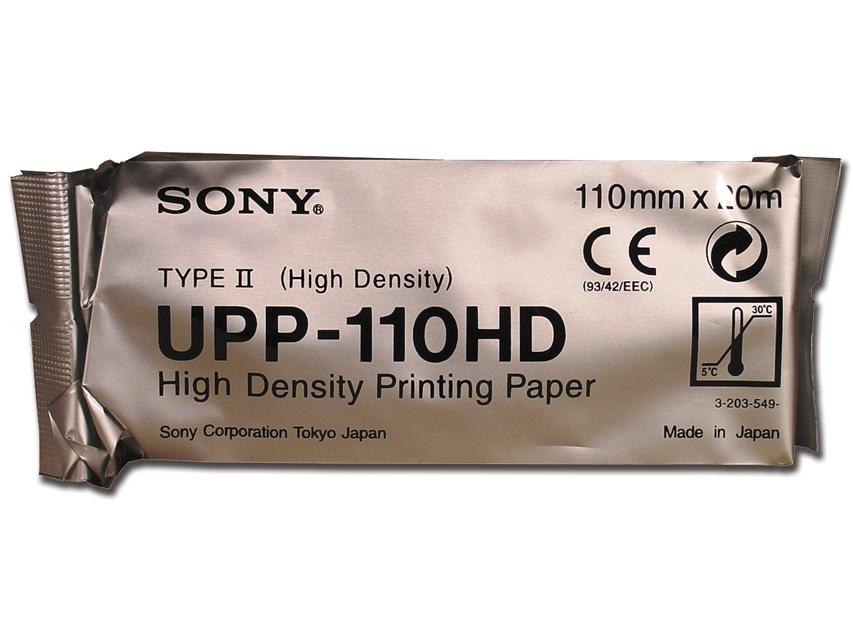 CARTA SONY UPP-110 HD