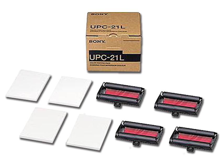 CARTA SONY UPC-21 L - a colori